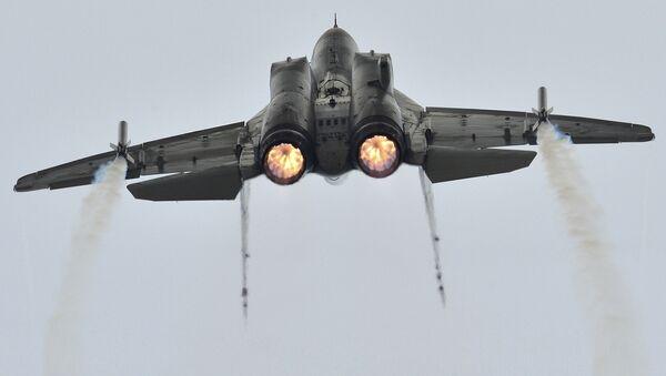 Ruská stíhačka MiG-35 - Sputnik Česká republika