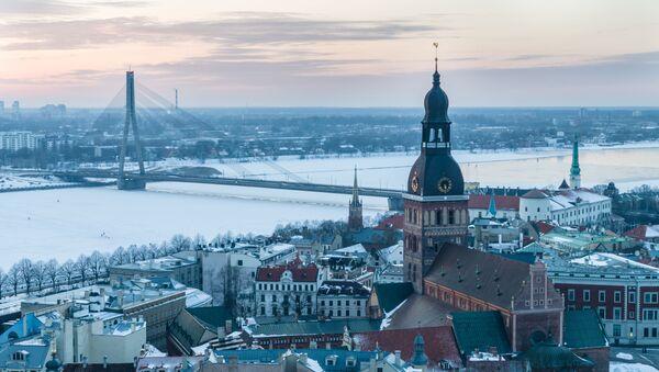 Lotyšsko - Sputnik Česká republika