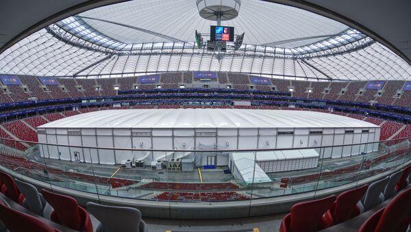 Národní stadion ve Varšavě. Ilustrační foto - Sputnik Česká republika