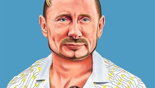 Ruský prezident Vladimír Putin - Sputnik Česká republika