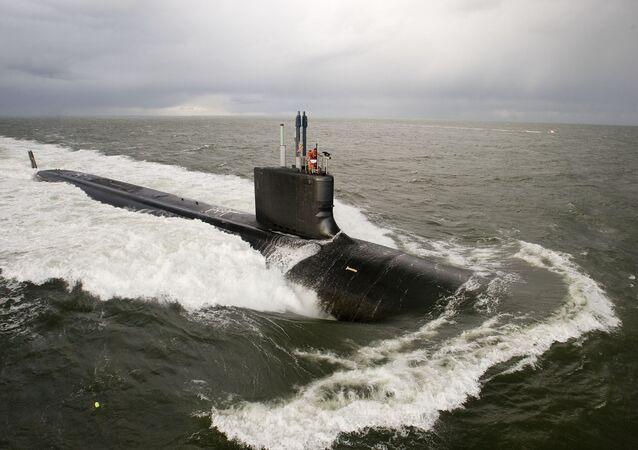 Americká ponorka třídy Virginia