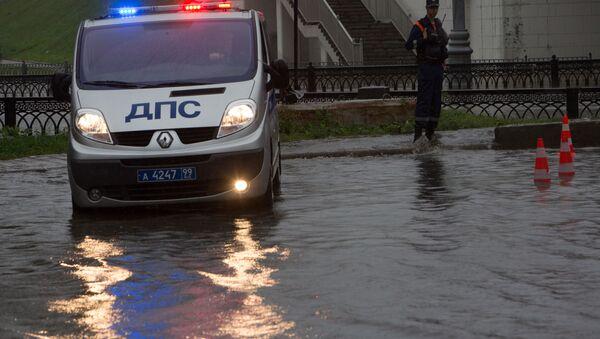 Dopravní policie - Sputnik Česká republika