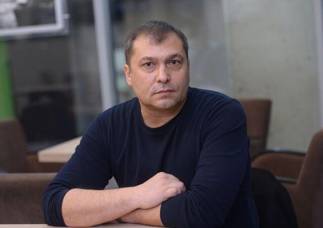 Bývalý hlava LLR Valerij Bolotov