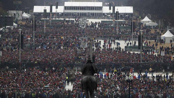 Před inaugurací Donalda Trumpa - Sputnik Česká republika