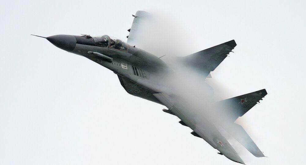 MiG-29. Ilustrační foto