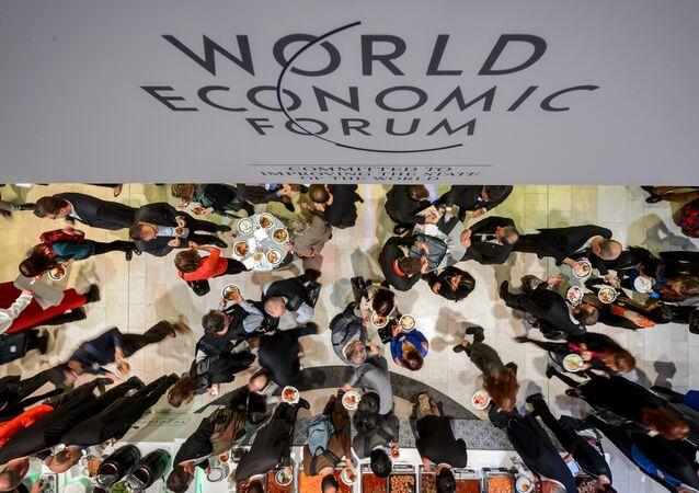 Světové ekonomické fórum. Ilustrační foto