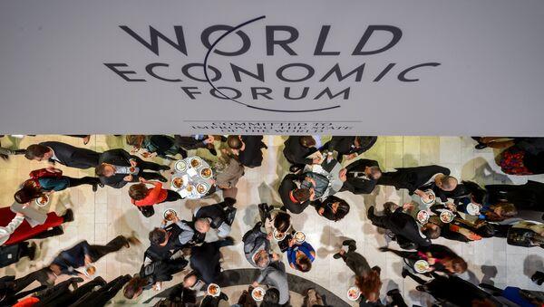 Světové ekonomické fórum. Ilustrační foto - Sputnik Česká republika