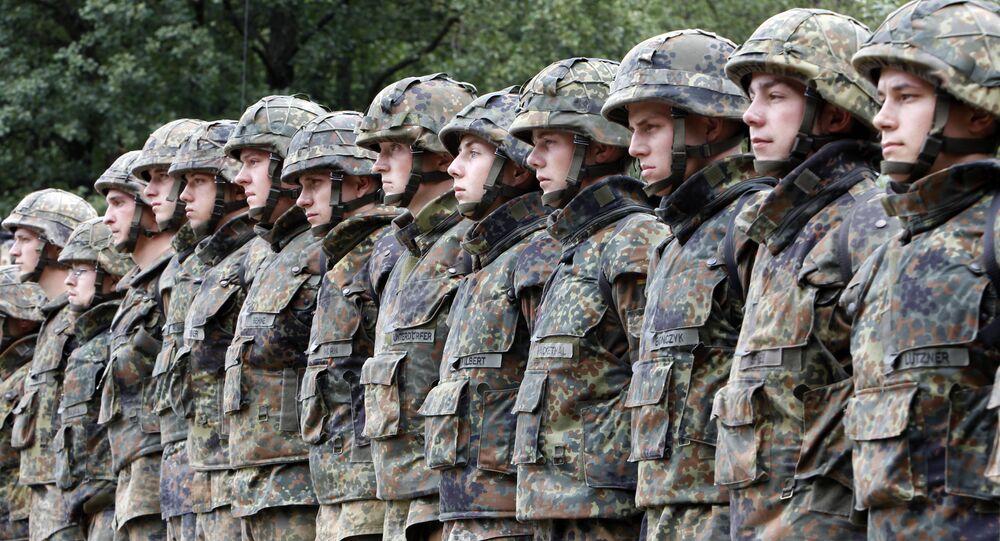 Němečtí vojáci