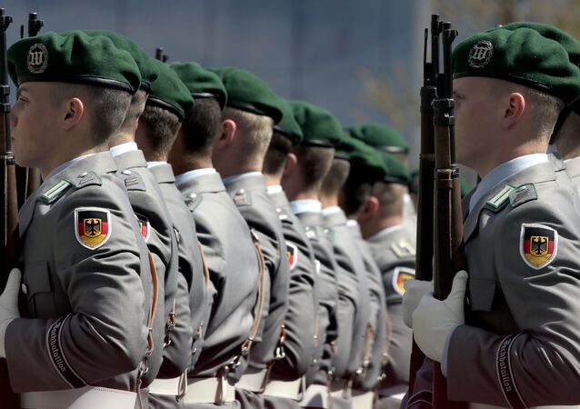 Německé vojáci