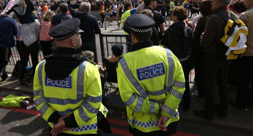 Policie v Londýně