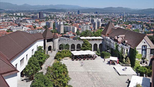 Ljubljana - Sputnik Česká republika