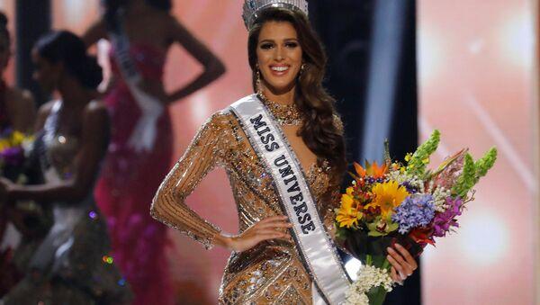 Vítězkou soutěže Miss Universe se stala Francouzka - Sputnik Česká republika