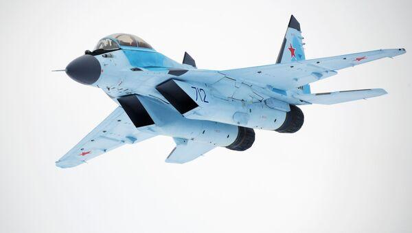 Generace 4++: prezentace stíhačky MiG-35 - Sputnik Česká republika