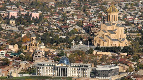Tbilisi  - Sputnik Česká republika