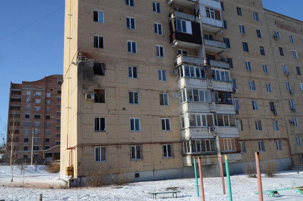 Dříve domobranci a ukrajinští vojáci oznámili vyhrocení situace v Donbasu