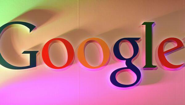Google logo - Sputnik Česká republika