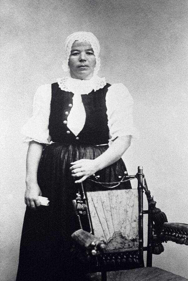 Moskevská kuchařka, rok 1913 - Sputnik Česká republika