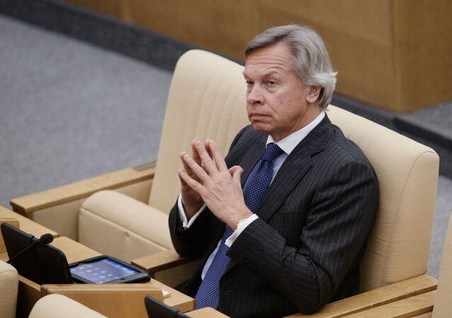 Senátor Alexej Puškov