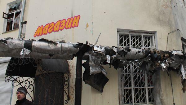 Situace v Doněcku - Sputnik Česká republika