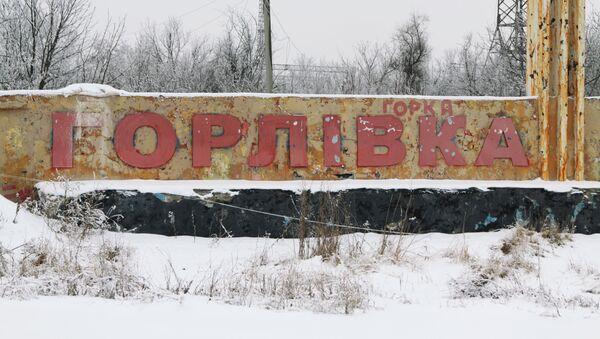 Horlivka - Sputnik Česká republika