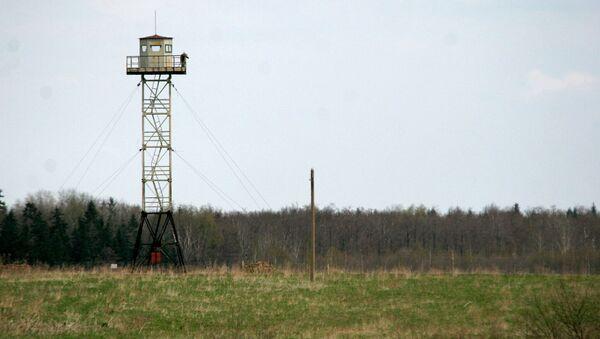 Hranice Lotyšska a Ruska - Sputnik Česká republika