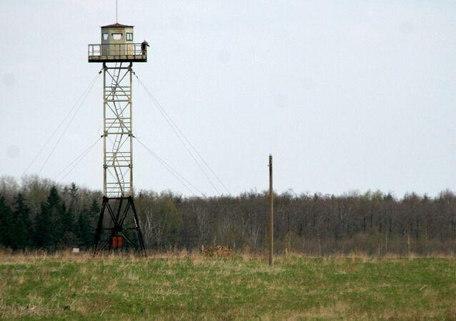 Hranice Lotyšska a Ruska