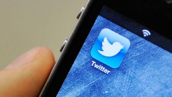 Aplikace Twitter - Sputnik Česká republika
