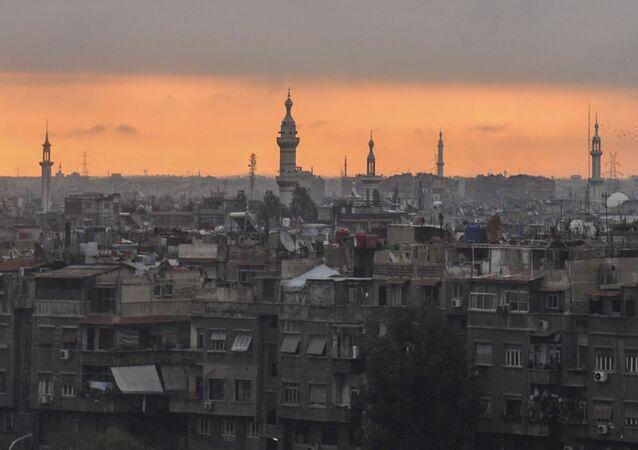 Úsvit, Damašek