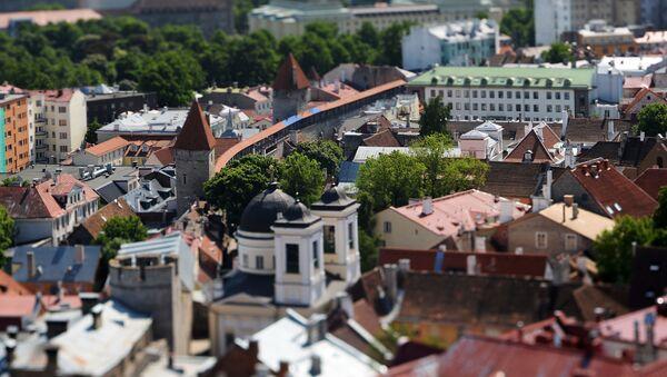 Pohled na Tallinn - Sputnik Česká republika