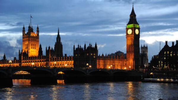 Westminsterský palác a Big Ben v Londýně - Sputnik Česká republika