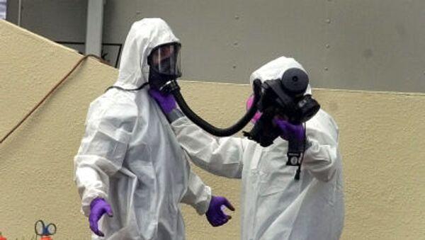 Rospotrebnadzor: systém biologické bezpečnosti USA vyvolává pochyby - Sputnik Česká republika