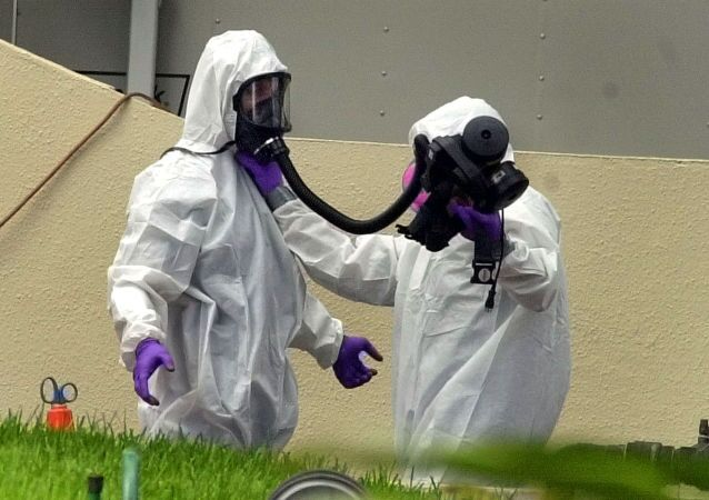 Rospotrebnadzor: systém biologické bezpečnosti USA vyvolává pochyby