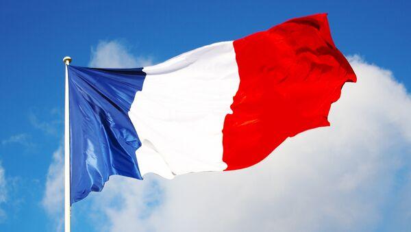 Francouzská vlajka - Sputnik Česká republika