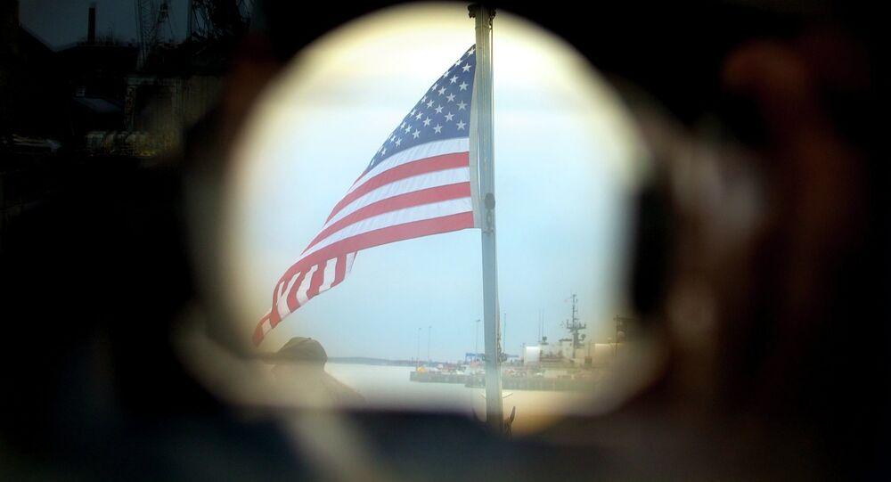 Vlajka USA
