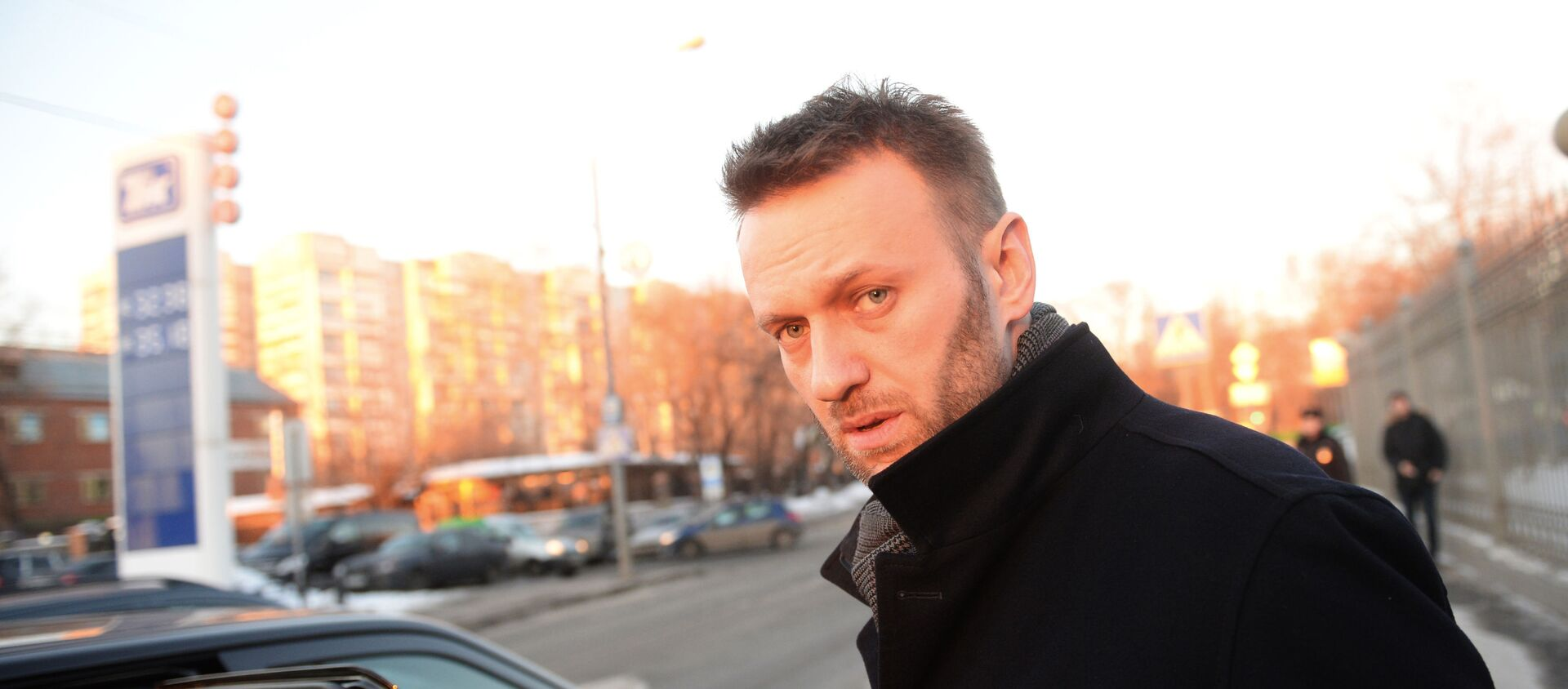 Ruský opozičník Alexej Navalný - Sputnik Česká republika, 1920, 17.12.2020