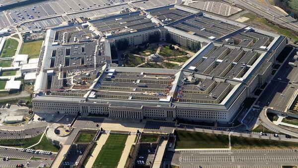 Pentagon - Sputnik Česká republika