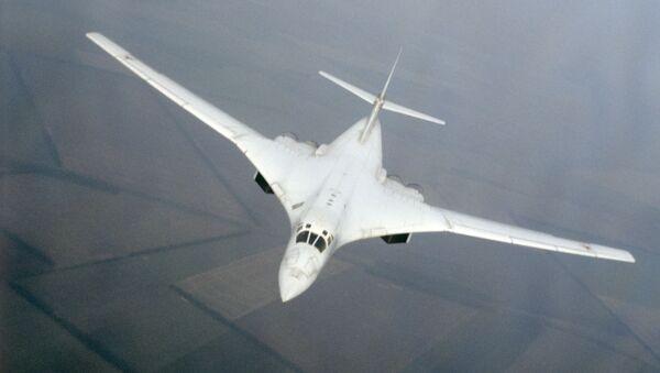 Bombardér Тu-160 - Sputnik Česká republika