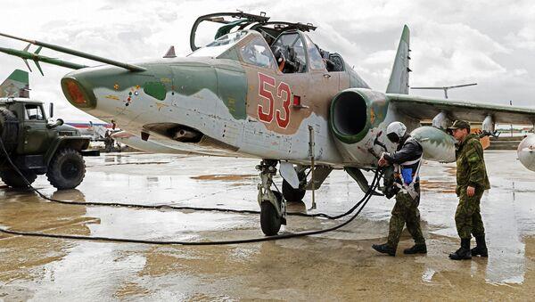 Su-25 - Sputnik Česká republika