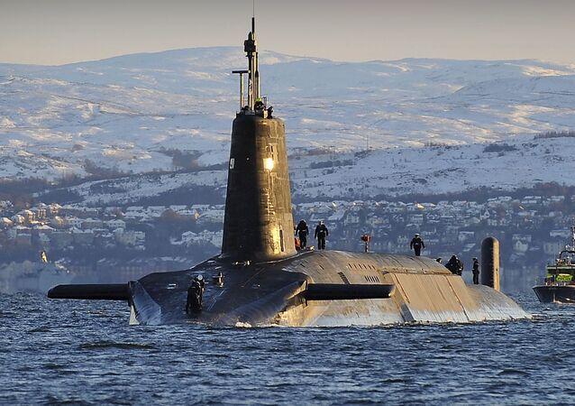 Britská ponorka