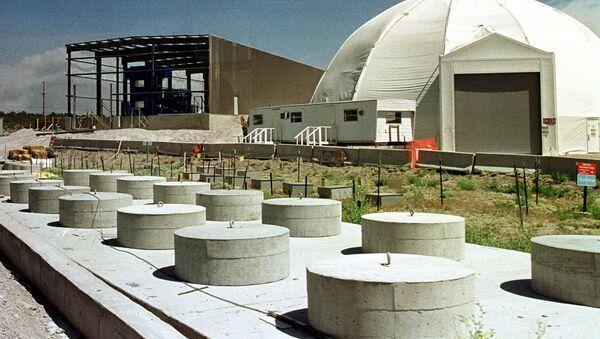 Národní jaderná laboratoř v Los Alamosu - Sputnik Česká republika