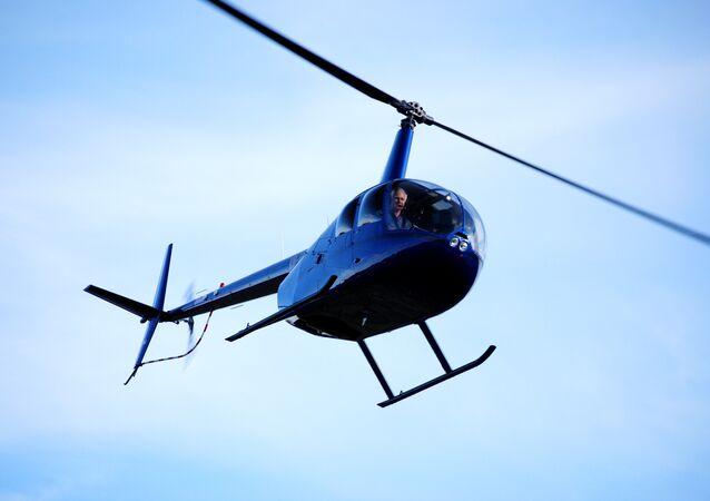 Vrtulník Robinson. Ilustrační foto