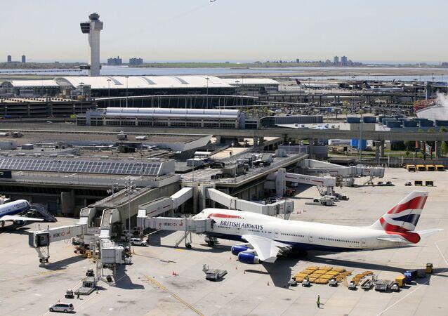 Letiště v New Yorku