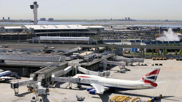 Letiště v New Yorku - Sputnik Česká republika