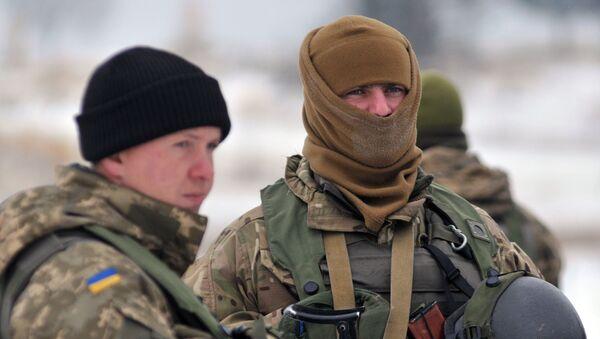 Ozbrojené síly Ukrajiny - Sputnik Česká republika
