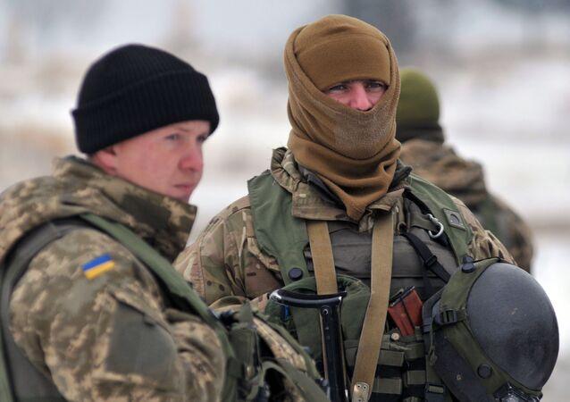 Ozbrojené síly Ukrajiny