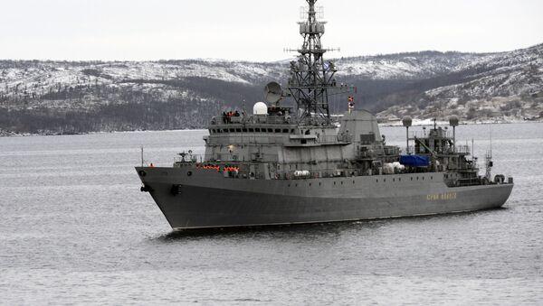 Velká průzkumná loď Jurij Ivanov - Sputnik Česká republika