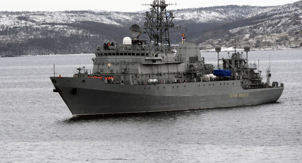 Velká průzkumná loď Jurij Ivanov