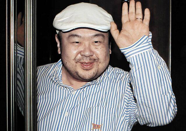 Nevlastní bratr severokorejského vůdce Kim Čong-una - Kim Čong-nam