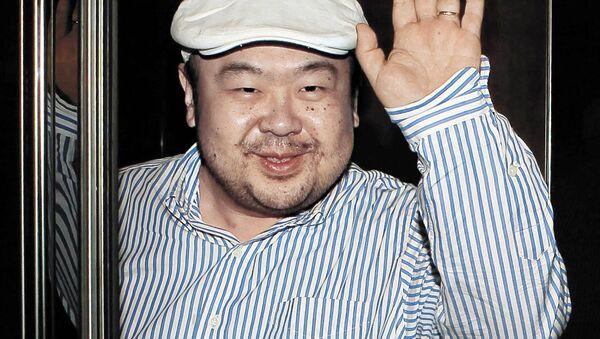 Nevlastní bratr severokorejského vůdce Kim Čong-una - Kim Čong-nam - Sputnik Česká republika