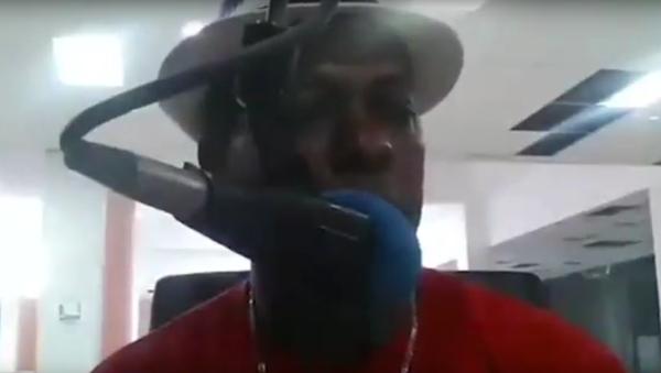 V Dominikánské republice zastřelili novináře během živého vysílání - Sputnik Česká republika